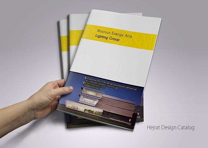طراحی کاتالوگ کد 28