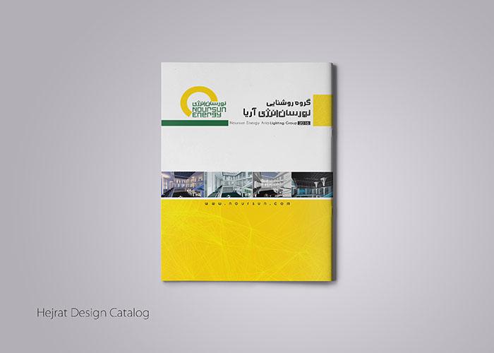 طراحی کاتالوگ کد 29