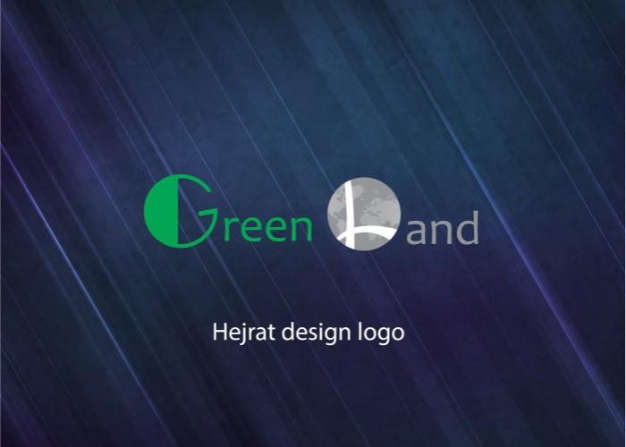 طراحی لوگو گرین لند