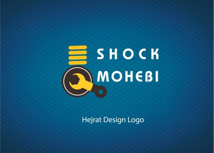طراحی لوگو تعمیرگاه محبی